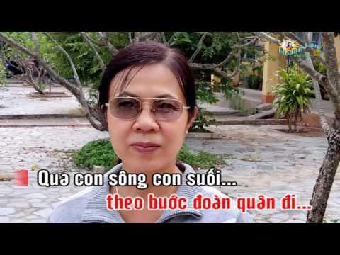 Karaoke Sông Dakrong mùa xuân về - Chuẩn
