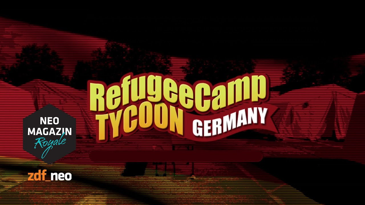 Refugee Camp Tycoon