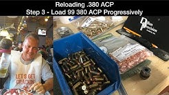 Reloading .380 ACP - 100 rounds