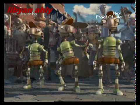 Robots MOVIE END SONG NICE MUSIC