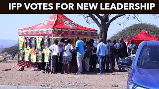 The Inkatha Freedom Party's (IFP)  general conference got under way on 24 August  2019. Delegates will vote for a new president and other senior leaders. Here's what we learnt about the election process.