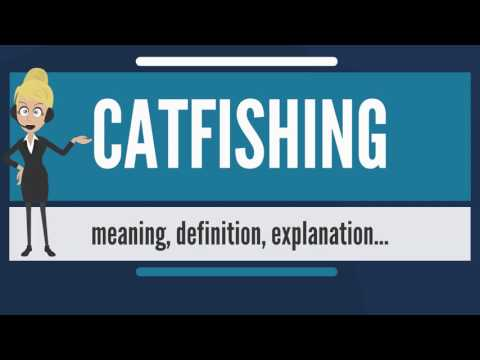 What is CATFISHING? What does CATFISHING mean? CATFISHING meaning, definition & explanation