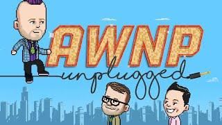 AWNP: Unplugged with Taliesin Jaffe | Ep 3