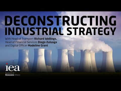 Deconstructing Industrial Strategy