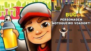 Subway Surfers - BUG DO MOTOQUEIRO VOADOR