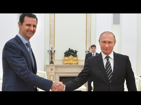Putin & Assad hold surprise meeting in Moscow: Key points