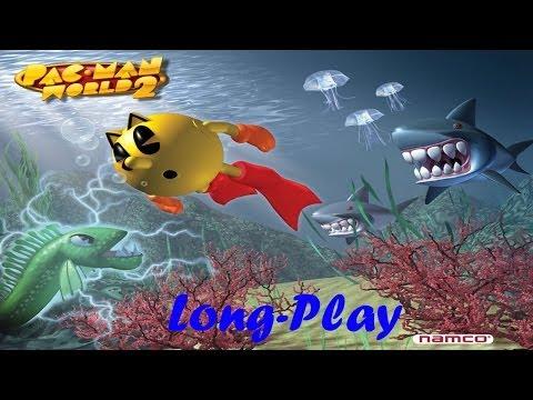 PS2 LONGPLAY  Pacman World 2