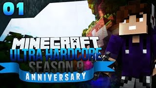 Minecraft: CUBE Ultra-Hardcore! Season 9; Episode 1 - THE START!