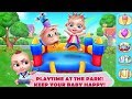 Fun Baby Play & Learn - Baby Boss Care Doctor, Bath Time, Dress Up, Game Cartoon for Kids