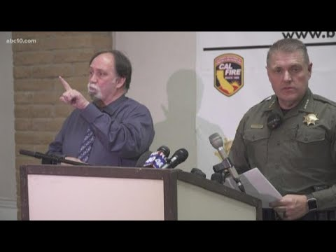 Butte County Sheriff says 228 people unaccounted for in Camp Fire