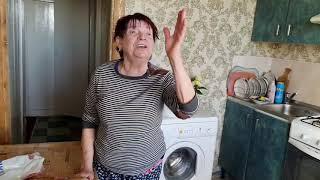 ЗАШЛИ С Юлей к маме.. будем жить)