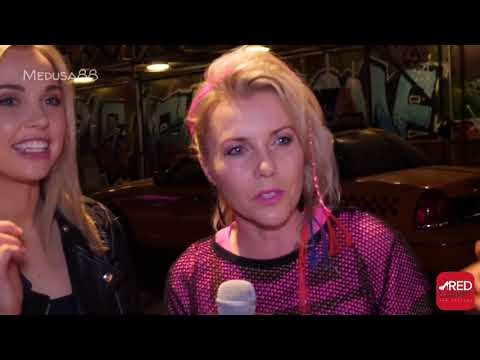 Lucy Lawless - Pleasuredome - Cast interview