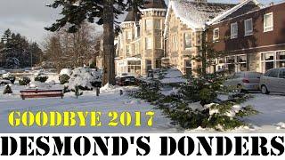 GOODBYE 2017 - Grantown on Spey 1-3 Dec 2017