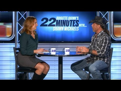22 Minutes With Shawn Michaels