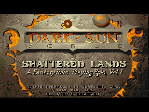[Dark Sun #4] Crimson Sands