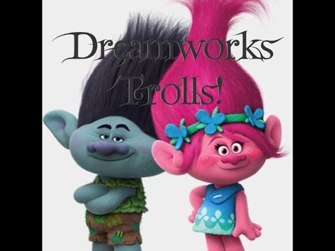 Can't Stop The Feeling Dreamworks Trolls Music Video