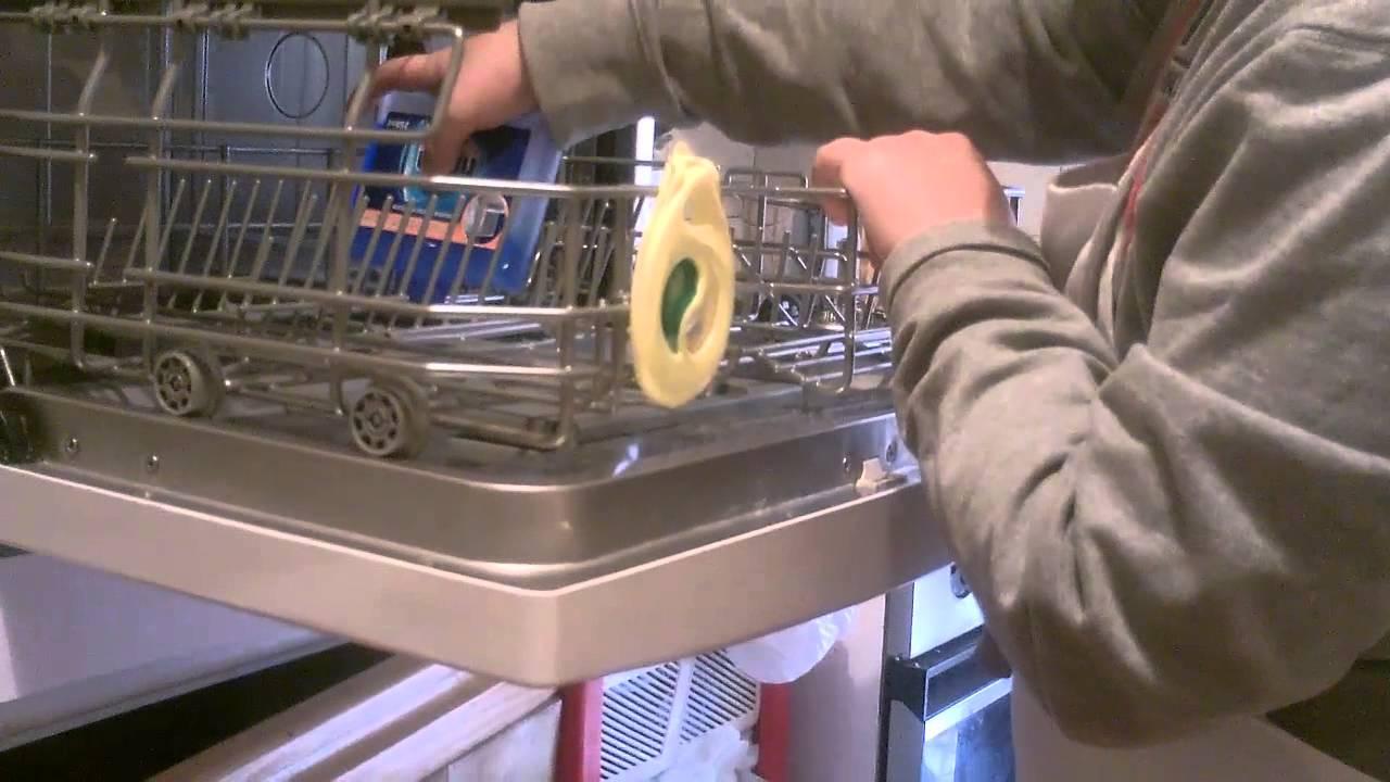 Chef gabriele video guide devo usare anche il cura lavastoviglie