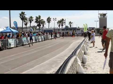 2012 San Diego F1 Triathlon - Run #2