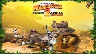 Мадагаскар 2 Escape From Africa прохождение - Серия 1