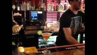 """best Of"" Martini Practice At Beausoleil Restaurant"
