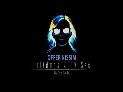 Offer Nissim Holidays 2017 Set - By Dor Babbi