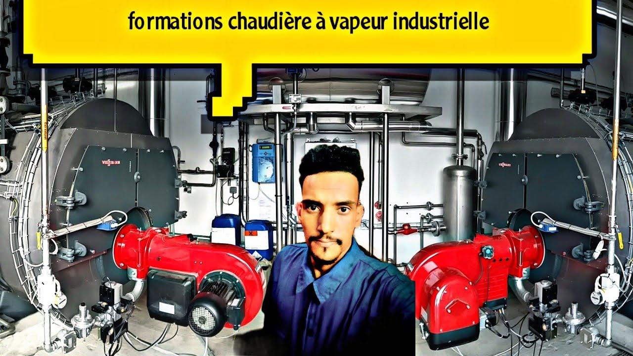 Download #chaudière_à_vapeur ep3 من داخل ورشة العمل