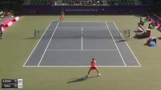 Zhang Shuai v Galfi Dalma - 2016 ITF Tokyo