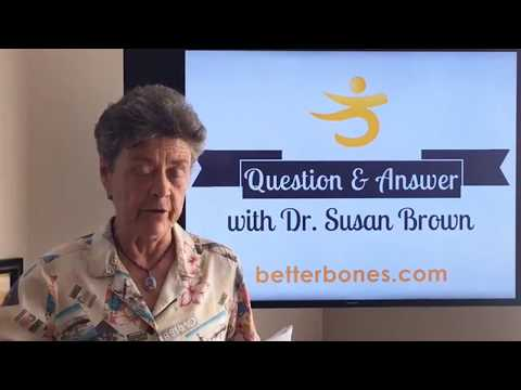 Question and Answer Session with Dr. Susan Brown