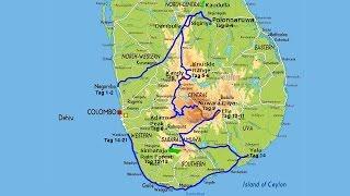 Empfohlene Sri Lanka Rundreise
