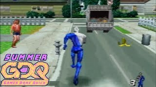 Pepsiman by theboyks in 25:48 - SGDQ2018