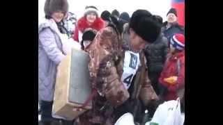 Специальный репортаж: Спортивная рыбалка в д.Усть Войкары. Апрель 2014 года.