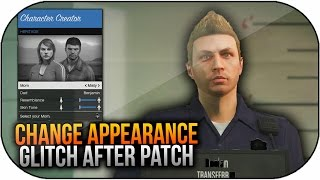 GTA 5 Online - How To Change Your Characters Appearance After Patch
