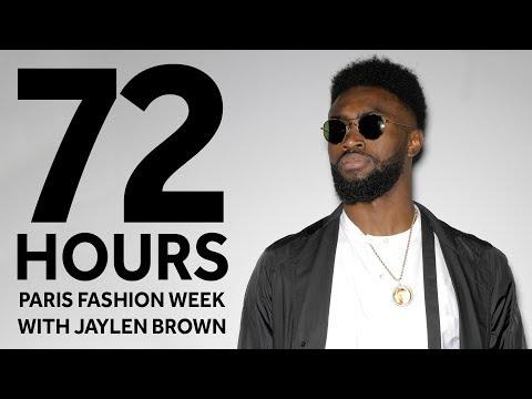 72 Hours In Paris With Jaylen Brown