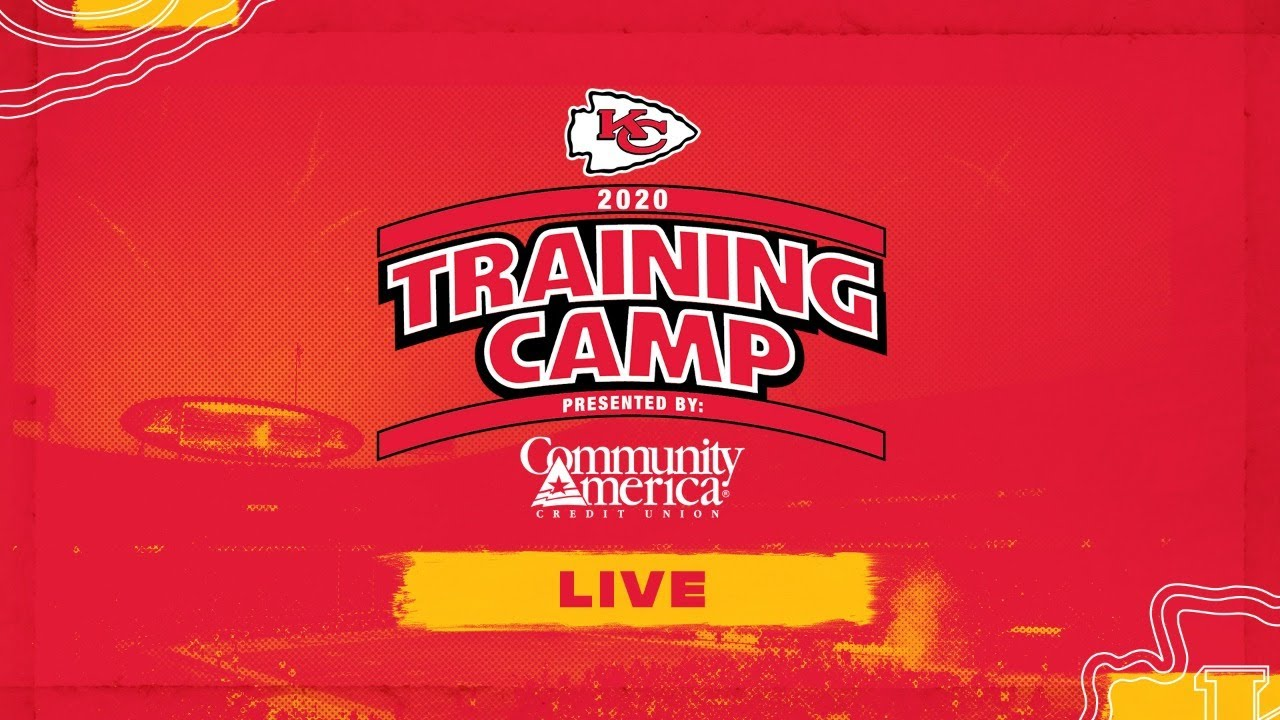 Chiefs Training Camp Live 8/6