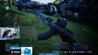Shroud & Dr DisRespect Playing ISLAND OF NYNE FULL GAME PLAY