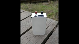 LiFePo4 аккумулятор 20 А*ч, c USB. Он же Power Bank на 72000 mAh