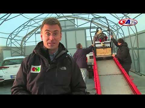 Specijalni Airbag Test – SAT TV Show 28.02.2016.