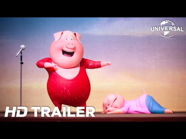 Sing - Quem Canta Seus Males Espanta - Trailer 2 (Universal Pictures)