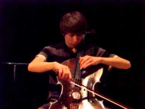 Erik Wheeler-Elgar Cello Concerto, Mvt. I and II