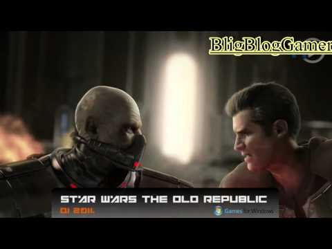 Top MMORPG Games In 2011 HD Part One