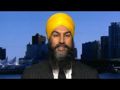 Jagmeet Singh on his next steps after winning the Burnaby South byelection