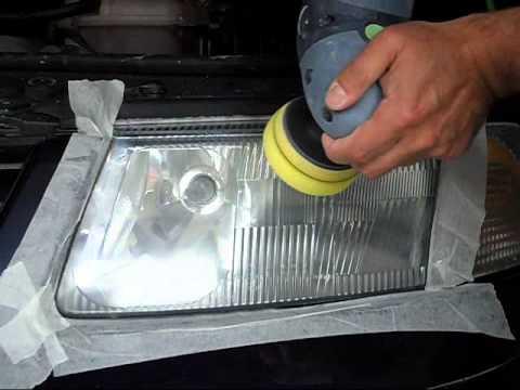Regeneracja Reflektorów Samochodowych