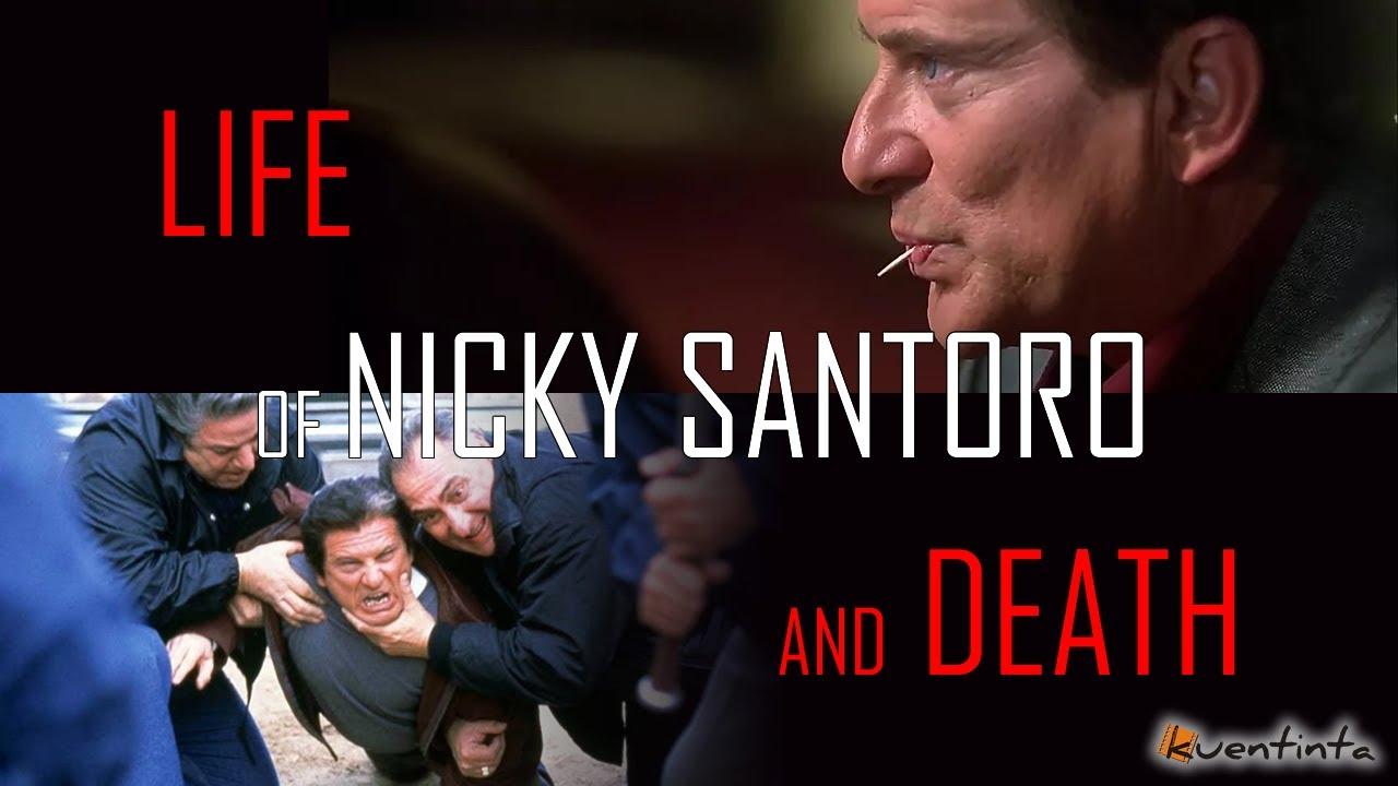 Casino Nicky Death