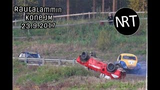 Rautalammin Kone JM 23.9.2017, Suonenjoki