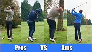 Pros VS Ams - Clitheroe Golf Club - Part 1