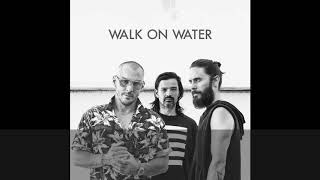 "30 Seconds To Mars - ""Walk On Water"" Backwards with lyrics"