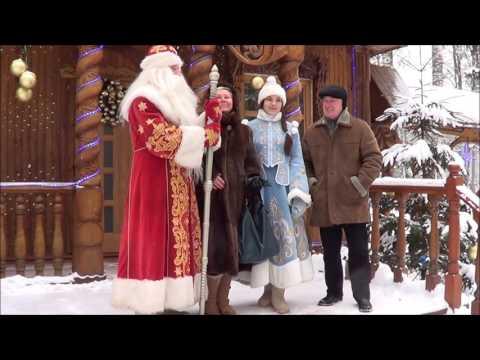Дед Мороз еще дома! Спешите увидеть!!! Зимние картинки!