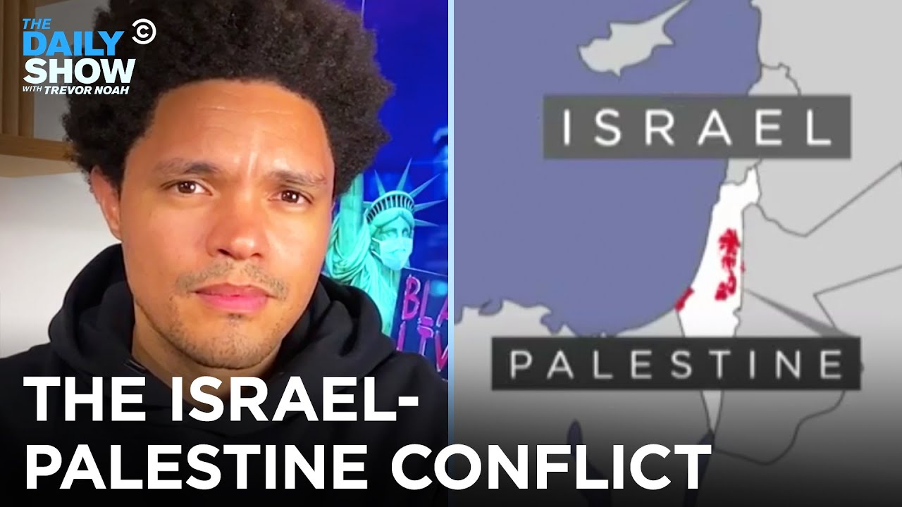 Let��s Talk About the Israel-Palestine Conflict | The Daily Show