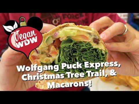 Hummus Veggie Wrap – Vegan Disney World