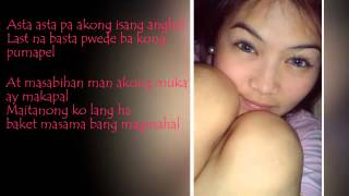 Repeat youtube video Crush - Hambog Ng Sagpro Krew ft. Cue C Lyrics [kishia]
